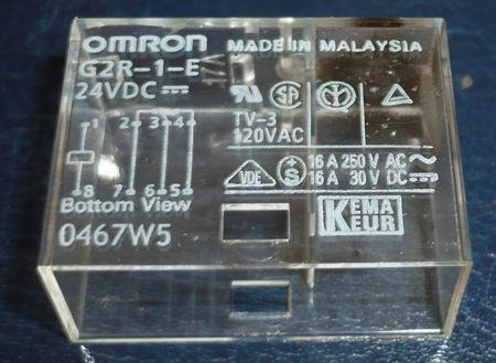 G2R-1-E 24V/16A 250V (OMRON)